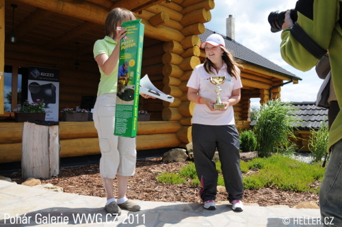 Pohár Galerie WWG.CZ 2011 - Adventure Golf Horní Bezděkov